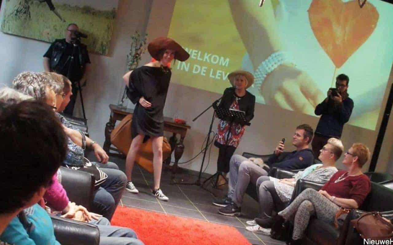 Modeshow Kringloop Nieuwegein