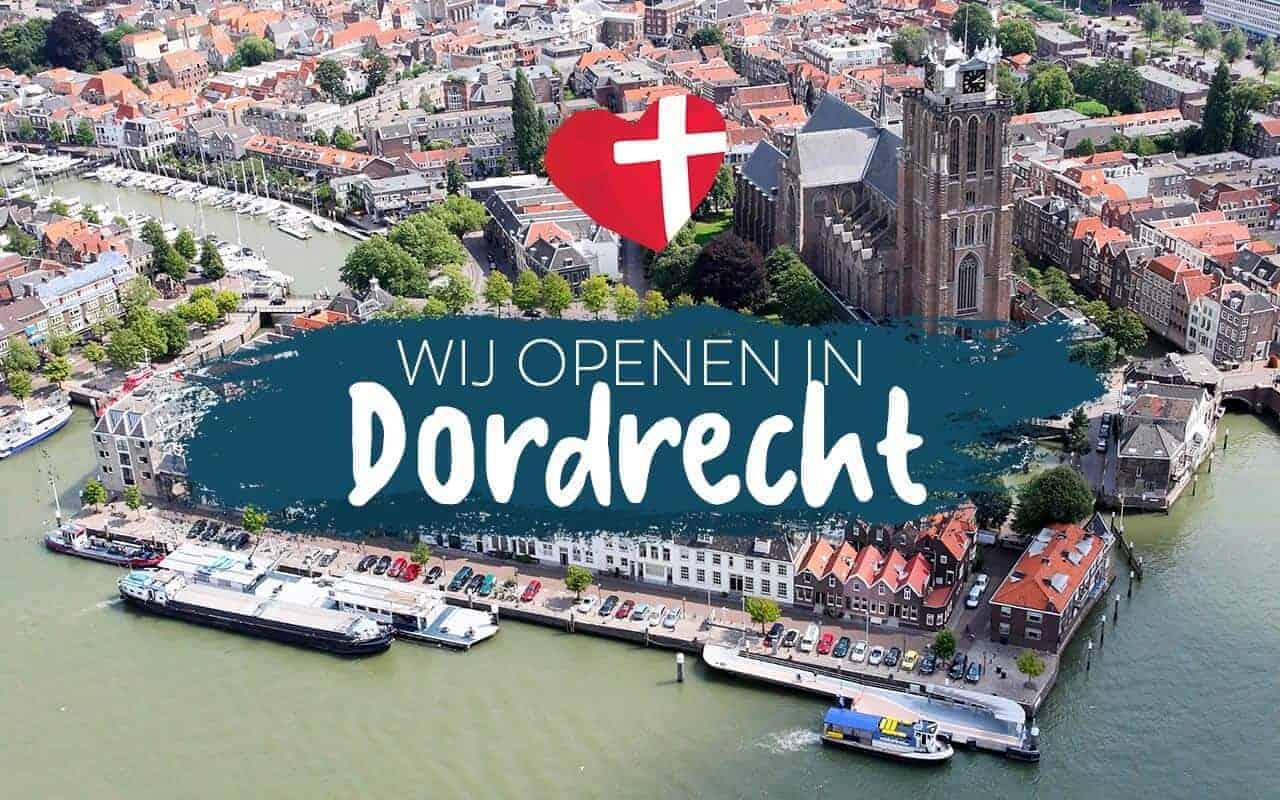 Nieuwe Hoop Kringloopwinkel start in Dordrecht