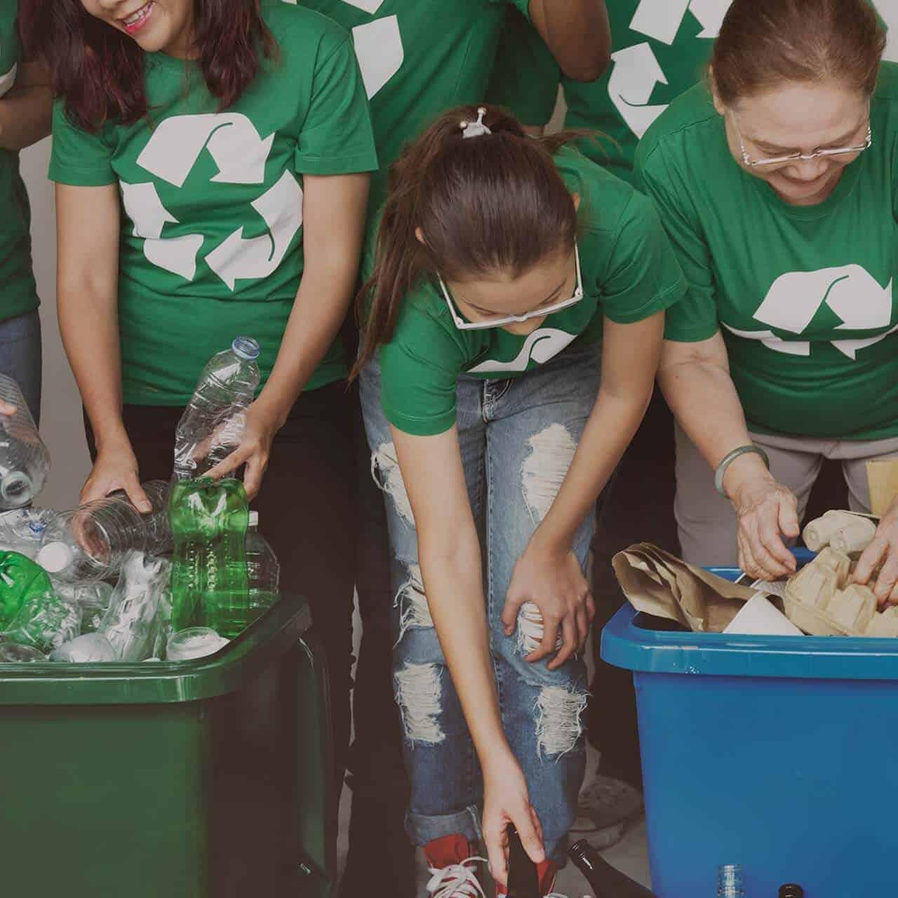 Recycling en repurposing bij Nieuwe Hoop