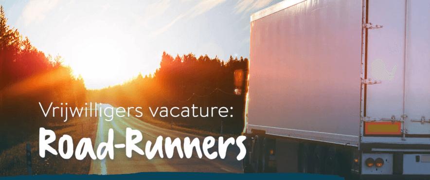 Vrijwilligers vacature - Logistiek - Magazijn