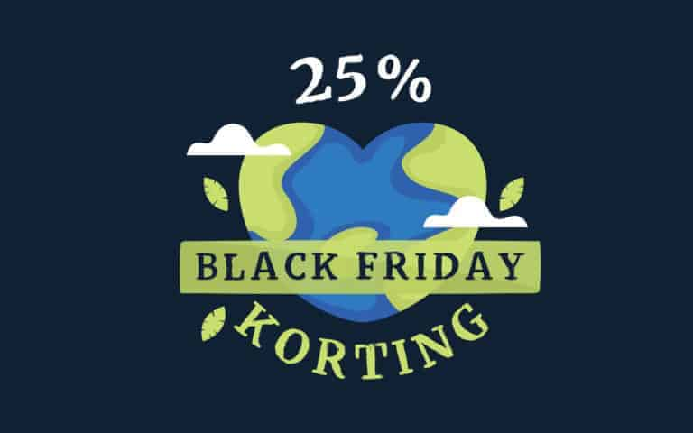Kringloop Black Friday Actie